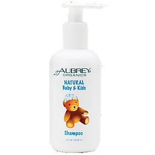 Natural Baby and Kids Shampoo