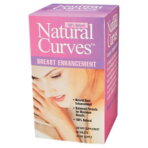 Biotech Corporation - Natural Curves - 60 Tablets