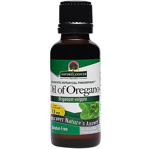 Nature S Bounty Oil Of Oregano Capsules