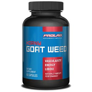 Horny Goat Weed (60 Capsules)