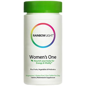 Women S One Multivitamin 90 Tablets By Rainbow Light