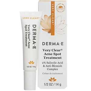 Very Clear Acne Facial Cleanser - 6 fl. oz. by DERMA-E (pack of 4) Neocutis Micro Night Rich, 1.69 fl oz / 50 ml - NEW in sealed box