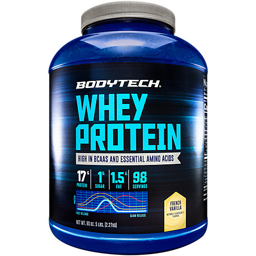 For those reasons, past research concluded that whey better stimulates muscle protein synthesis than other popular protein options, such as casein and soy. Featured Proteins Ultimately, though, you can still maintain or build muscle using a plant-based protein supplement.