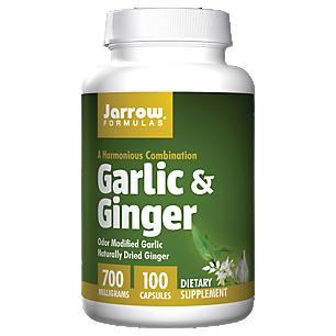Garlic + Ginger