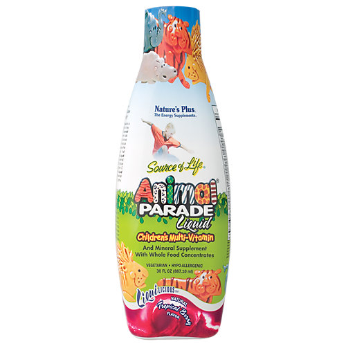 Animal Parade Tropical Berry