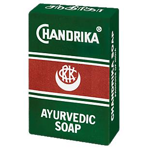 Chandrika Ayurvedic Bar Soap (2.64 Ounces)