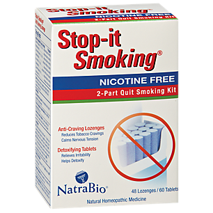 Stop It Smoking Kit