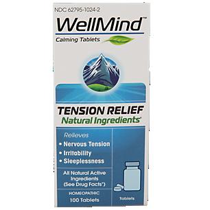 Wellmind Tension Relief