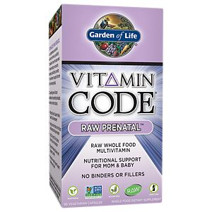Vitamin Code Raw Prenatal (90 Capsules) By Garden Of Life At The Vitamin  Shoppe