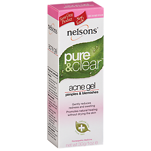 Pure & Clear Acne Gel