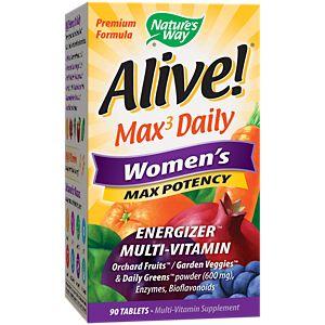 Nature S Way Alive Vitamin Shoppe Women S