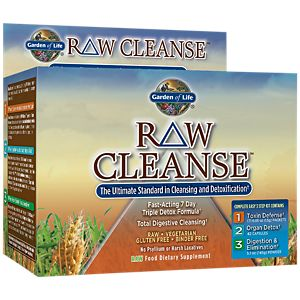 Raw Cleanse (1 Kit). Garden Of Life
