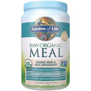 Raw Meal   ORIGINAL (32 Ounces Powder) By Garden Of Life At The Vitamin  Shoppe