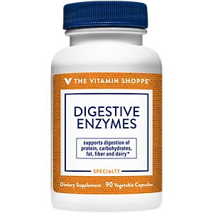 Digestive Enzymes (90 Veggie Caps) at the Vitamin Shoppe on