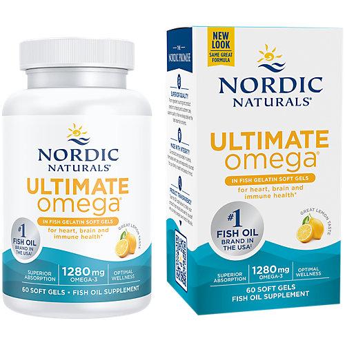 Nordic Naturals Fish Oil Canada