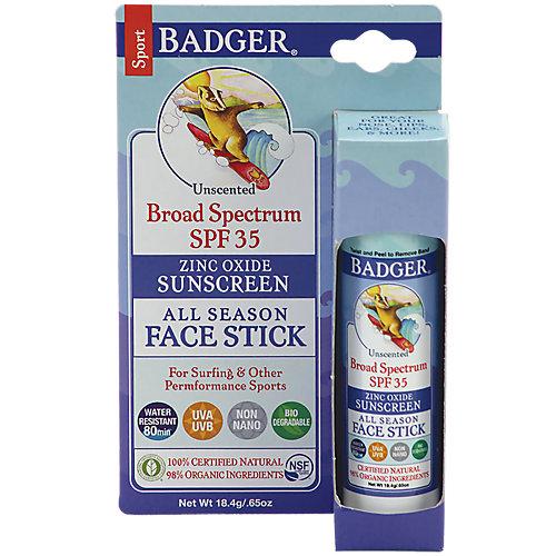SPF 35 AllSeason Face Stick