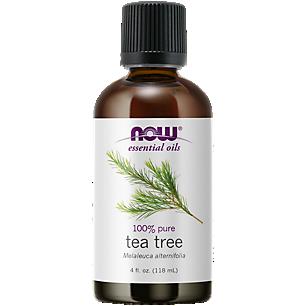 Tea Tree 100% Pure Essential Oil (4 Fluid Ounces)