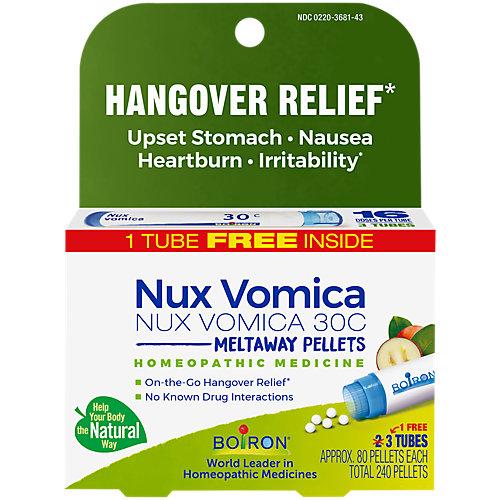 Nux Vomica 30C Buy 2 Get 1 FREE