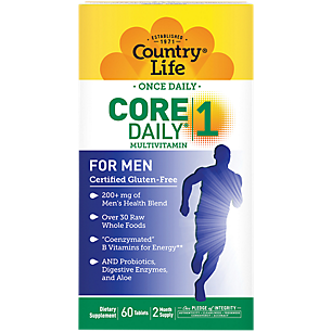Core Daily 1 Multivitamin for Men (60 Tablets)