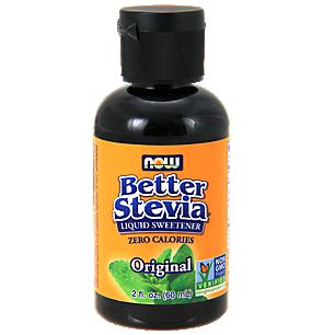 Better Stevia Liquid Sweetener Extract (2 Fluid Ounces)