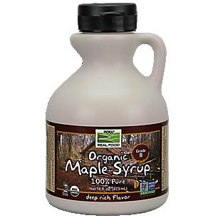Organic Maple Syrup Deep Rich Flavor (16 fl oz.)