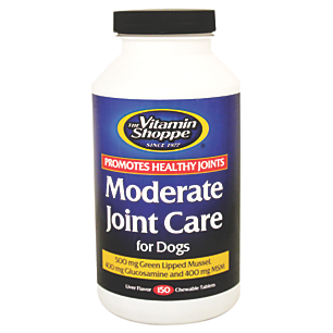 Moderate Joint Care For Dogs 150 ct.