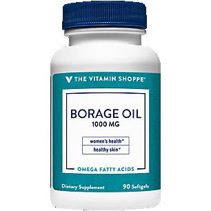 Borage Oil Natural Source of GLA 1,000 MG (90 Softgels)