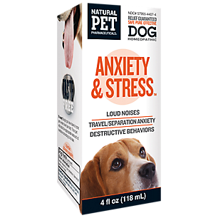 Anxiety and Stress Homeopathy (Dog)