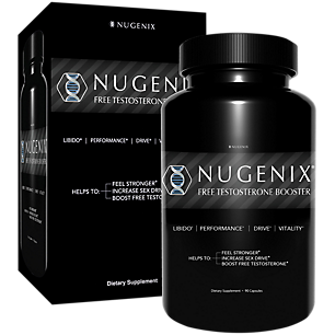 Natural Testosterone Booster for Men (90 Capsules)