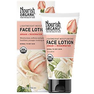 Nourish Organic Face Lotion