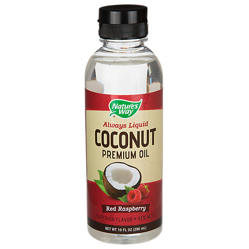 Amazon Nature S Way Liquid Coconut Oil