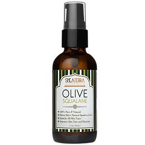 Olive Squalane Oil (2 Fluid Ounces Oil)