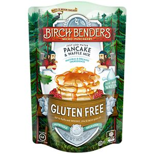 Pancake & Waffle Mix Gluten Free (14 Ounces Powder)