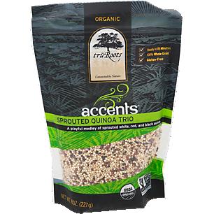 Organic Sprouted Quinoa Trio