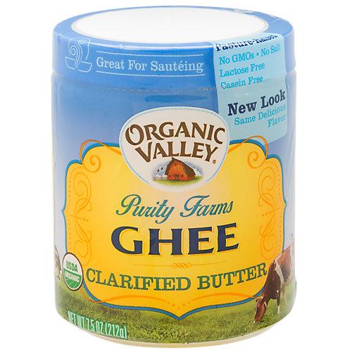 Ghee Clarified Butter