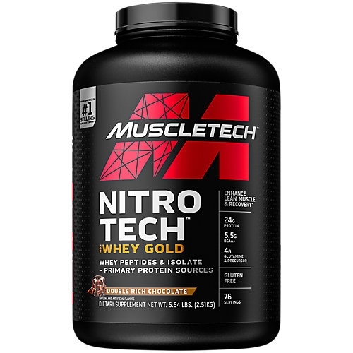 Nitro Tech 100 Whey Gold