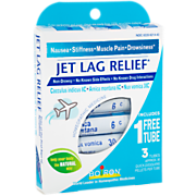 Jet Lag Relief BUY 2 GET 1 FREE