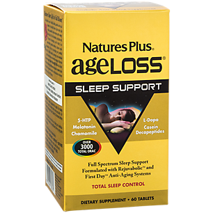 AgeLoss Sleep Support