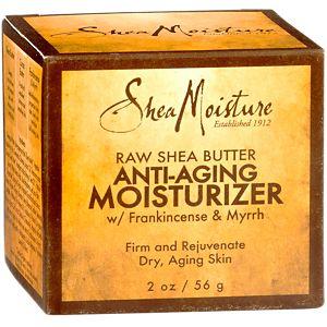 Raw Shea Butter Anti-aging Moisturizer (2 Ounces Cream)
