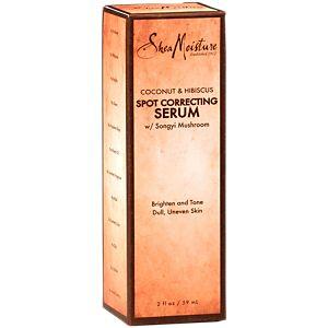 Spot Correcting Serum - Coconut & Hibiscus (2 Fluid Ounces Liquid)