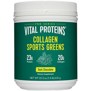 Collagen Sports Greens (20 Ounces Powder)