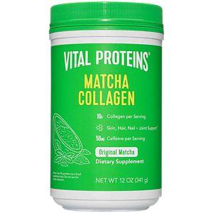 Matcha Collagen (12 Ounces Powder)