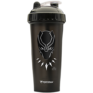 Marvel Collection Shaker Cup With Actionrod Technology Black Panther (28 Fl Oz.)