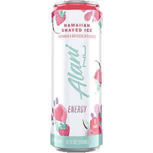 Energy Drink Hawaiian Shaved Ice (12 Drinks)