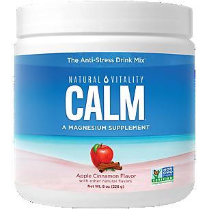 Natural Calm Magnesium Powder Apple Cinnamon (54 Servings)