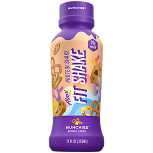 Protein Fit Shake Munchies (12 Drinks)