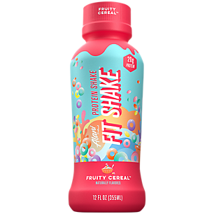 Protein Fit Shake Fruity Cereal (12 Drinks)