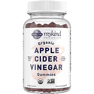 Organic Apple Cider Vinegar Gummies Digestive Health & Immune Support (60 Gummies)