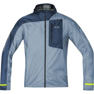 GORE® R7 GORE® WINDSTOPPER® Light Kapuzenjacke