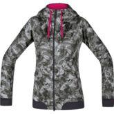 GORE® C5  Mujer GORE® WINDSTOPPER® Trail Camo Chaqueta con capucha